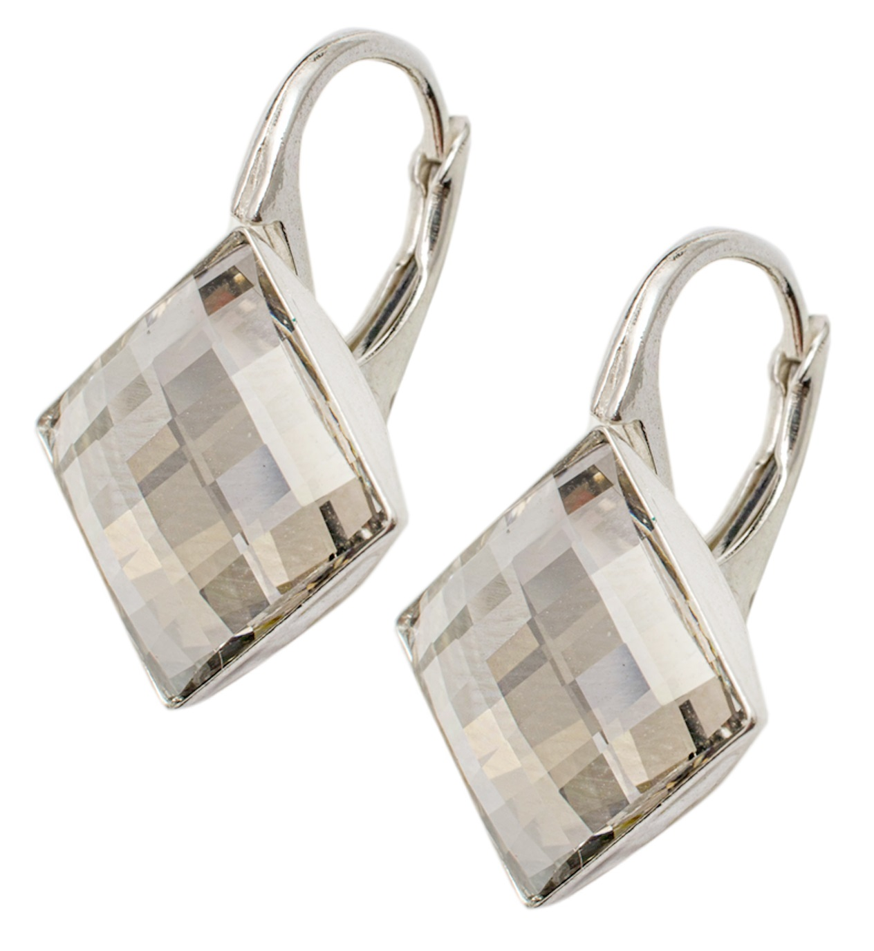 Cercei Argint Cu Swarovski Elements BeSpecialro