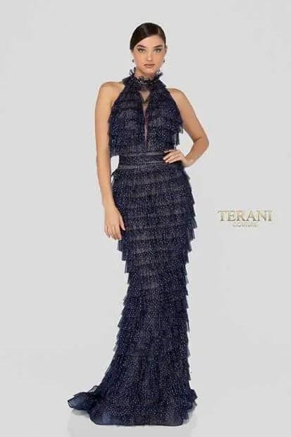 أحدث تصاميم الفساتين تيراني كوتور