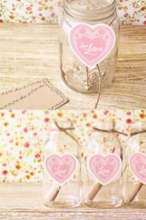Eat Drink Chic Free Printable Jam Jar labels 28