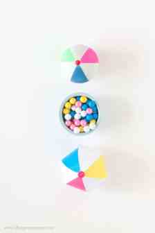 Beach Ball Party Favours