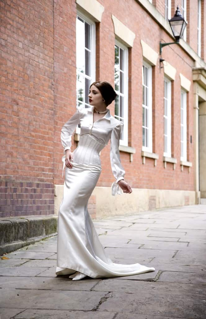Seduction And Sophistication – Victorian Inspired Bridal Gowns by ...