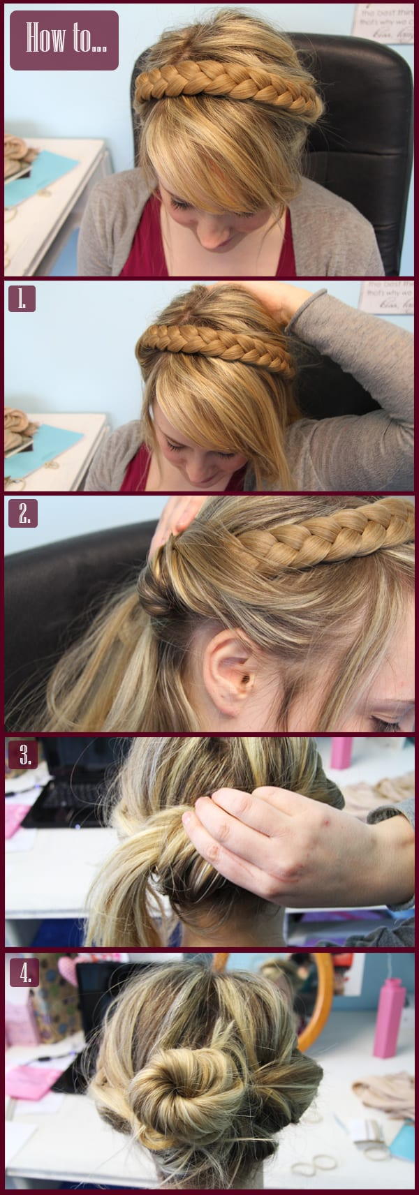 How To Braided Up2