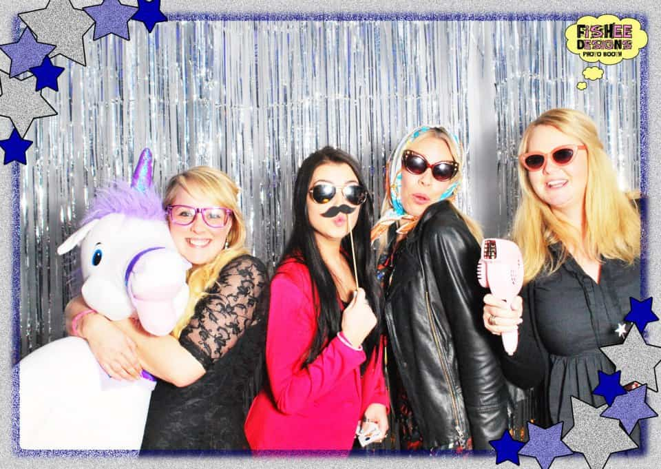 Fishee designs photo booth