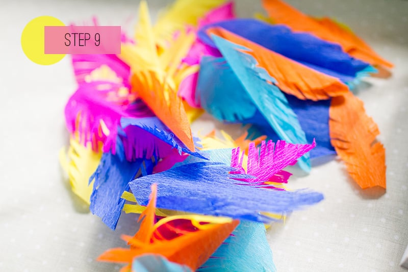 9 Feather Love Heart-11