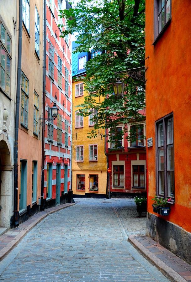 Travel Gawker I Want To Go To Sweden Bespoke Bride Wedding Blog