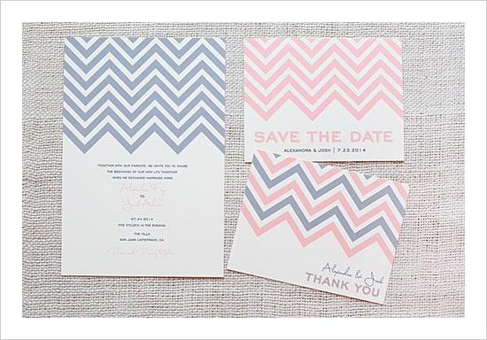 We Love These Chevron Style Invitations They Are Super Easy To Customize With Wver Colour You Like Had A Play Round Blue And Red For Some