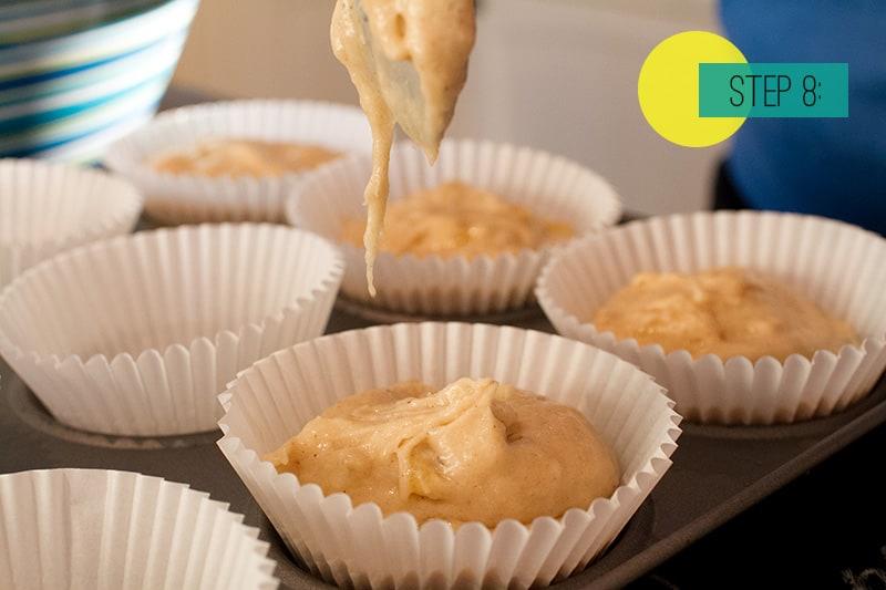 Banana Muffins8