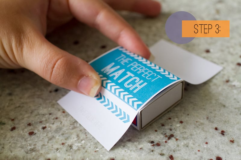 Matchbox Favor DIY-3