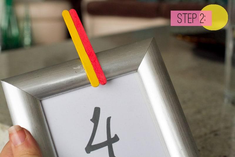 Table Number Lollipop Sticks-2