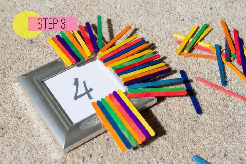 Table Number Lollipop Sticks-3