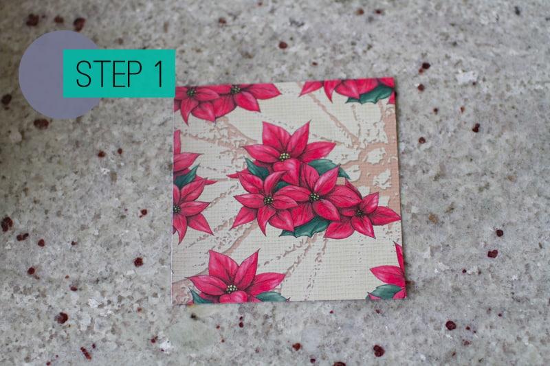 DIY How To Make A Christmas Advent Calendar with Envelopes-1