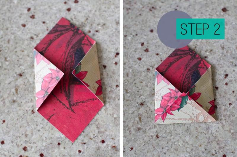 Diy How To Make A Christmas Advent Calendar With Envelopes 2