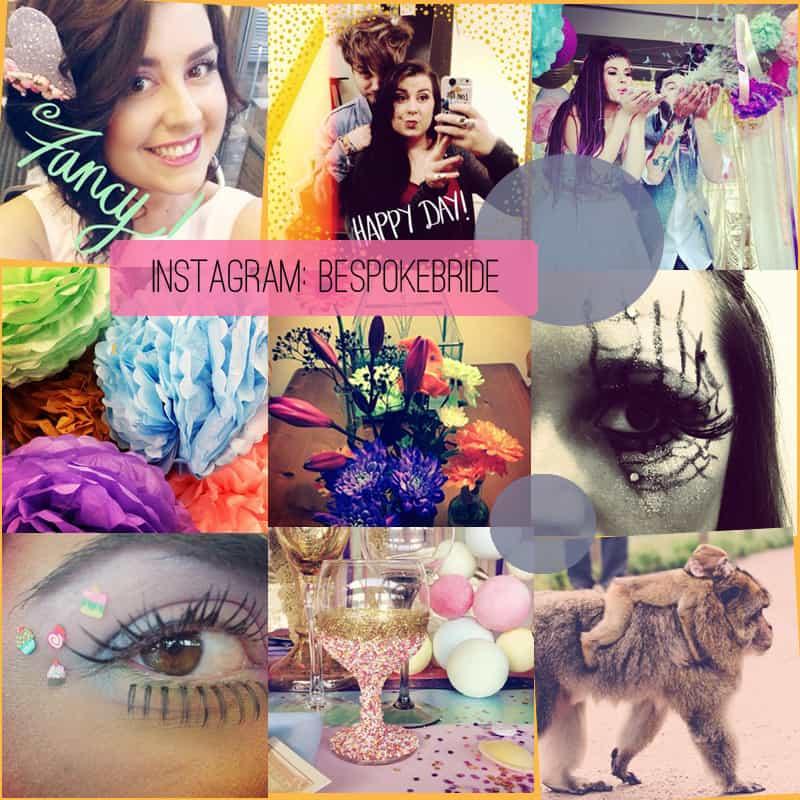 Instagram Bespoke Bride