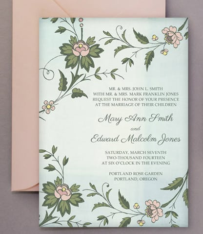 Wedding Diy Free Printable Invitations Rsvp Bespoke