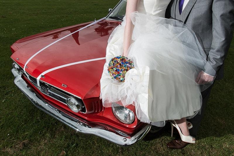 50'S INSPIRED DRESS BY VIVA WEDDINGS
