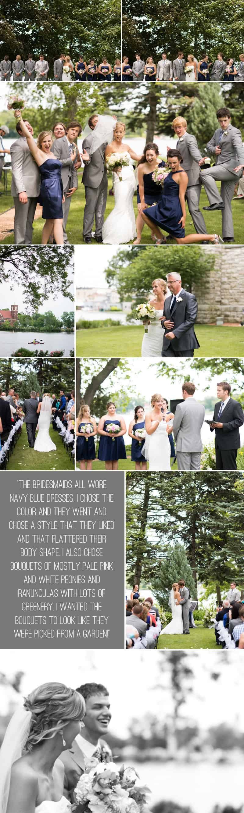 Outdoor Garden Wedding 3