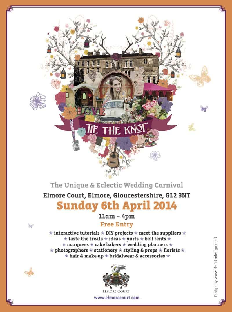 Tie The Knot - Hexton Manor Sunday 6th April