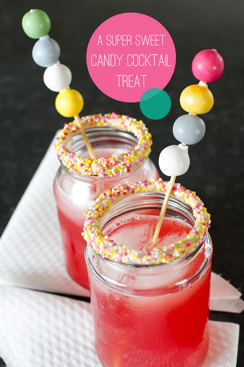 Super Sweet Cocktail Treat DIY Tutorial How To