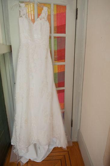 DIY garden rustic wedding-19