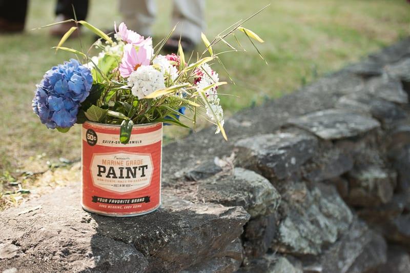 DIY garden rustic wedding-41
