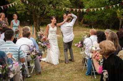 DIY garden rustic wedding-61