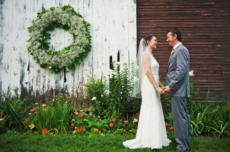 Chelsea and Chris get married!