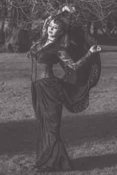 Gothic Styled Shoot-15