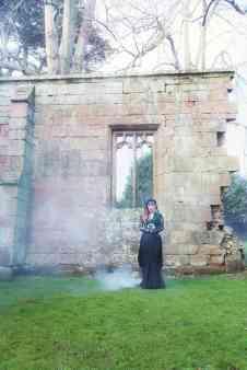 Gothic Styled Shoot-20