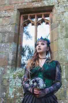 Gothic Styled Shoot-25
