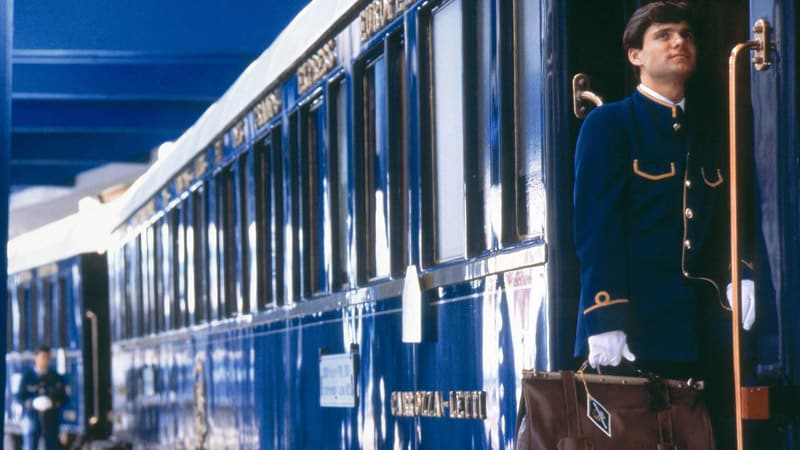 Orient Express with Carrier - Unique honeymoon idea