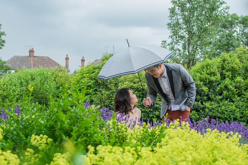 Cute Quirky Engagement Shoot Valentines Park-48