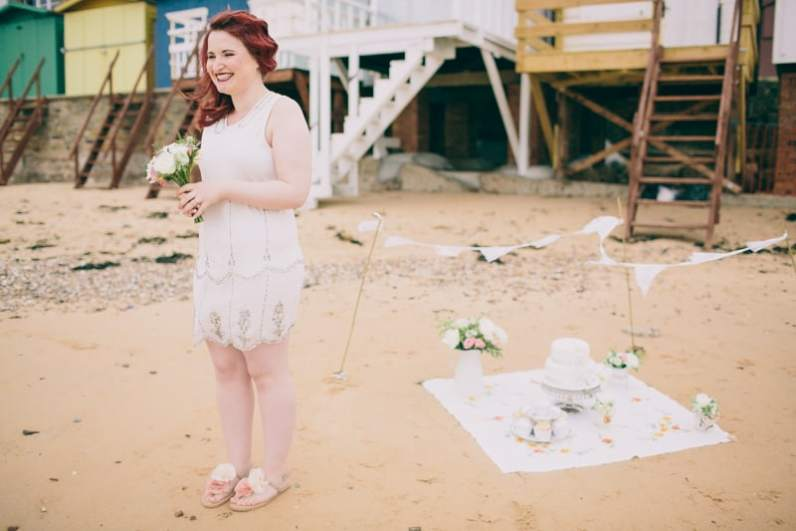 Downtown Abbey Styled Shoot at the Seaside
