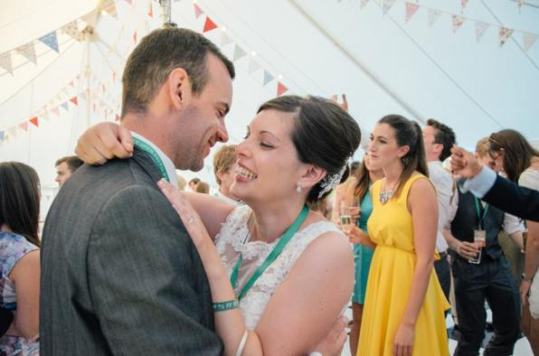 A Festival Country Wedding in Somerset 108