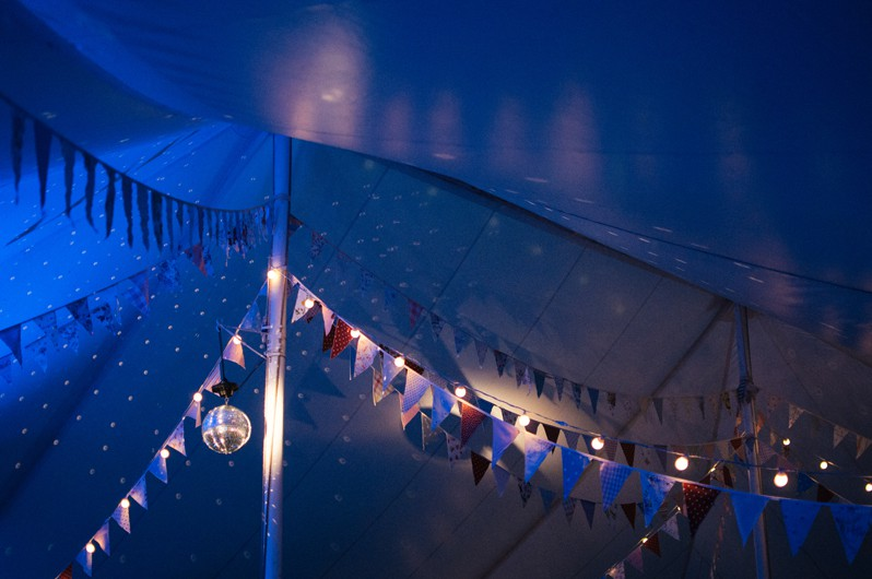 A Festival Country Wedding in Somerset 109