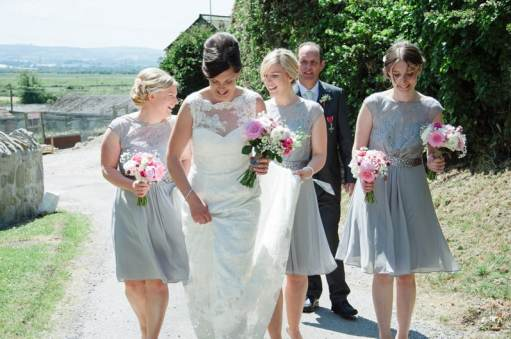 A Festival Country Wedding in Somerset 27