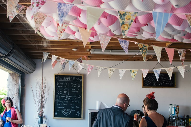 A Festival Country Wedding in Somerset 62