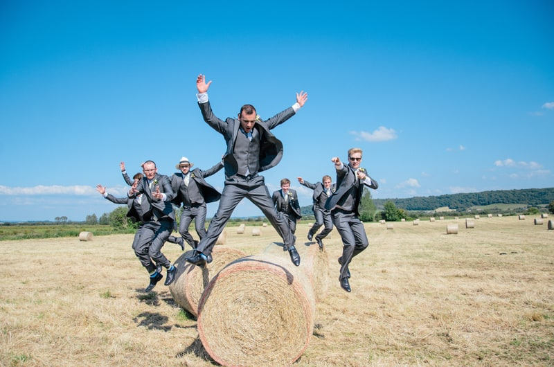 A Festival Country Wedding in Somerset 69