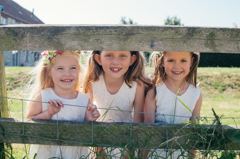 A Festival Country Wedding in Somerset 76