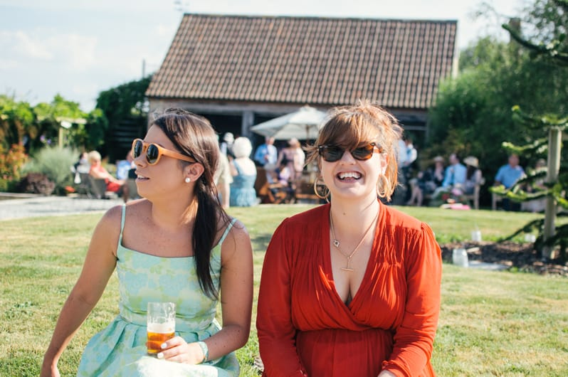 A Festival Country Wedding in Somerset 87