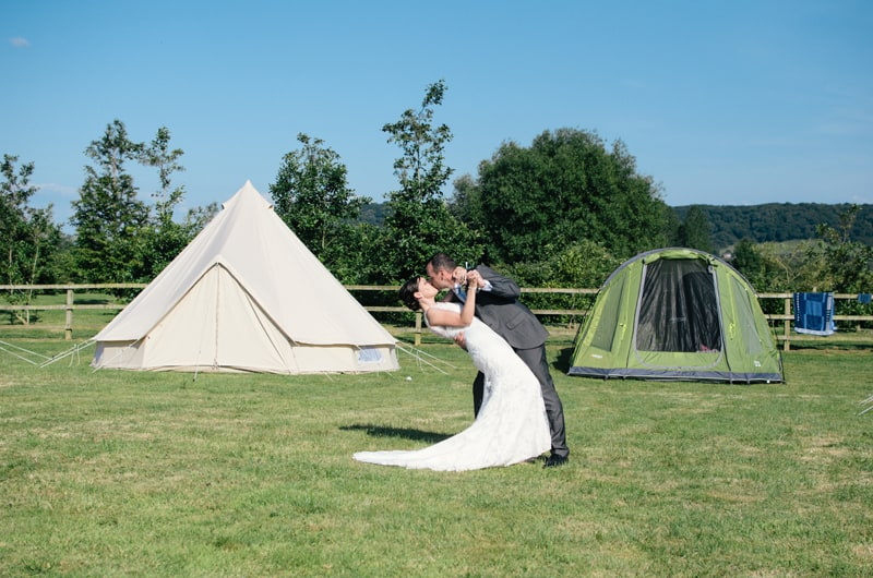 A Festival Country Wedding in Somerset 96