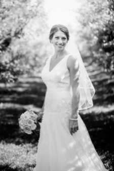 A Rustic Country Romantic Apple Orchard Barn Wedding Indiana 18