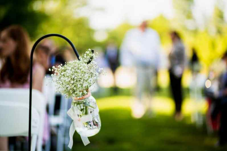 A Rustic Country Romantic Apple Orchard Barn Wedding Indiana 27