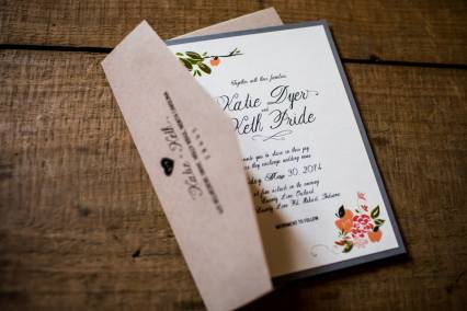 A Rustic Country Romantic Apple Orchard Barn Wedding Indiana 6
