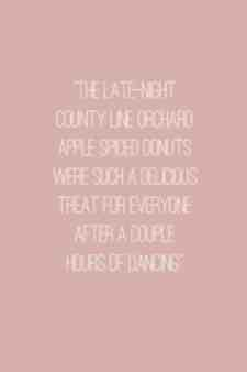 A Rustic Country Romantic Apple Orchard Barn Wedding Indiana Quote 4
