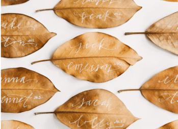Autumn Wedding Inspiration 8