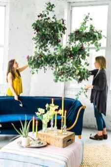 Floral Chandelier DIY