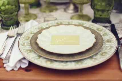 Irish St Patricks Day Styled Wedding Shoot 14