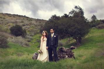 Irish St Patricks Day Styled Wedding Shoot 2
