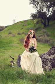 Irish St Patricks Day Styled Wedding Shoot 38