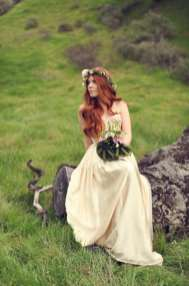 Irish St Patricks Day Styled Wedding Shoot 44
